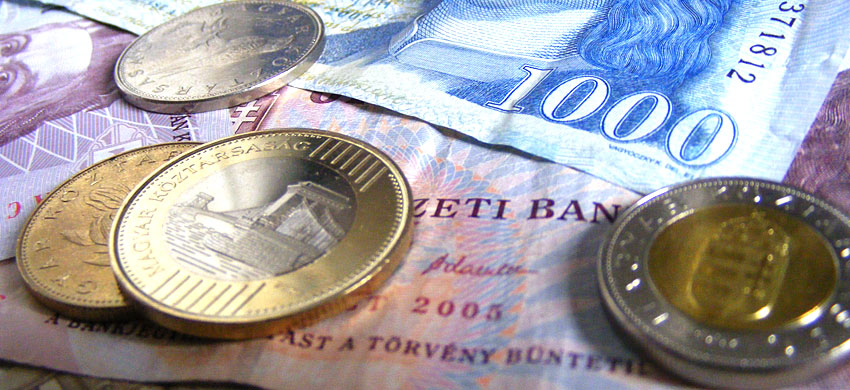 Forint, the Hungarian currency